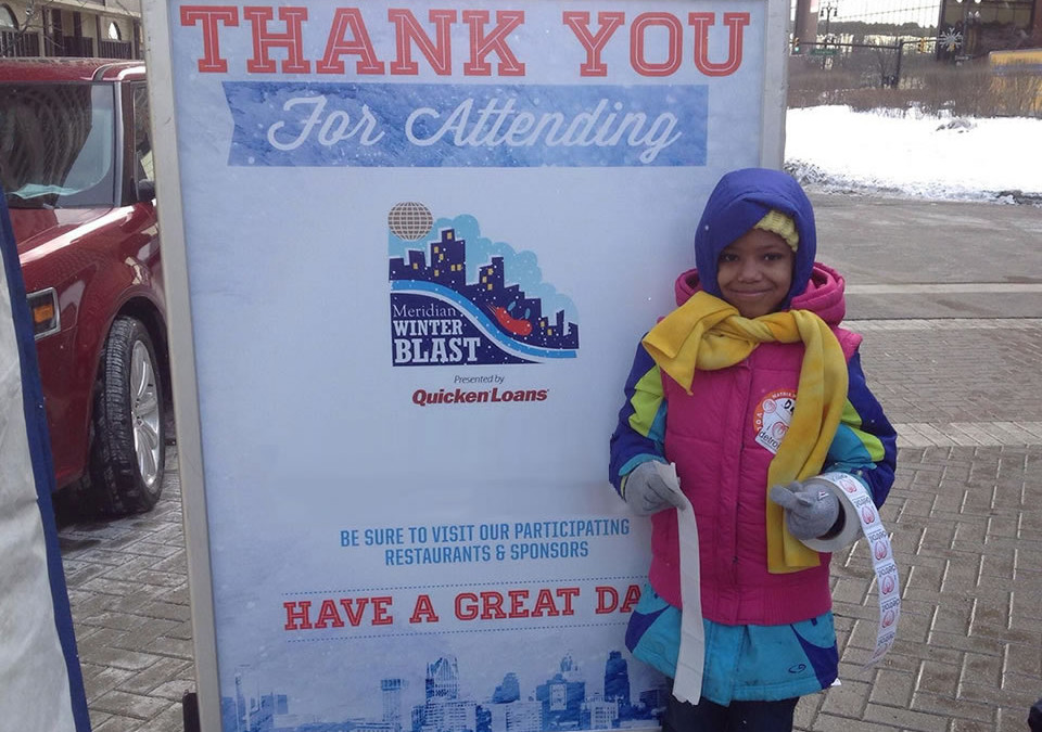 MATRIX HUMAN SERVICES SELECTED AS THE MERIDIAN WINTER BLAST CHARITY OF CHOICE FOR 6th CONSECUTIVE YEAR!