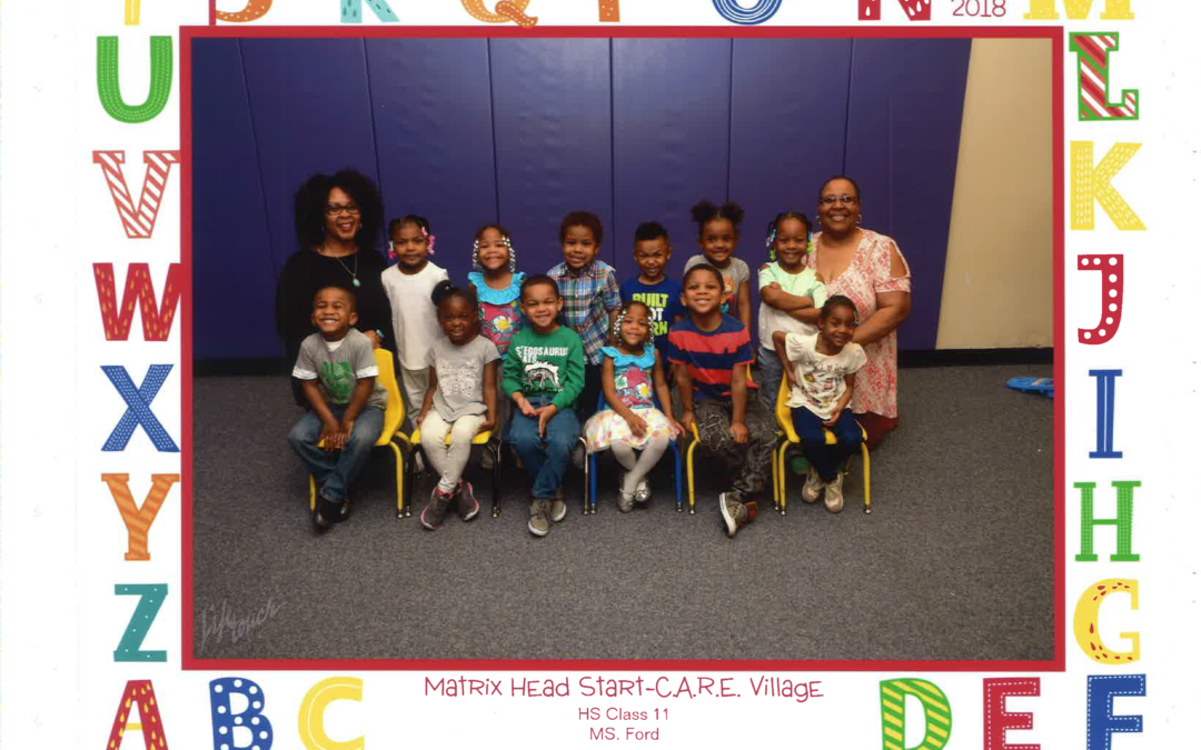 Ensuring Success: Matrix Head Start Care Village Center's Lead Teacher, Jamila Ford