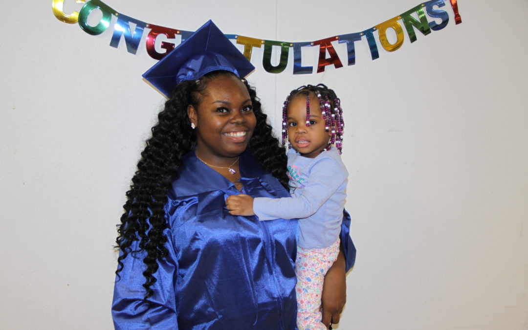 A Scroll Through Facebook Leads to a High School Diploma For 24 Year-Old
