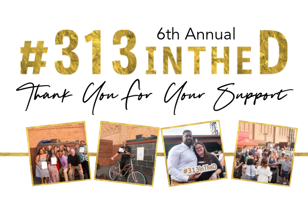 313 in the D Rooftop Party Fundraiser Sets a New Record