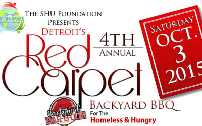 The Shu Foundation's 4th annual Backyard BBQ for the Homeless and Hungry