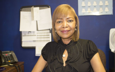 Staff Spotlight: Debbie Blackman, The Story of a Resilient Woman