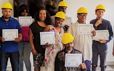 Matrix Manufacturing Boot Camp Celebrates First Round of Graduates