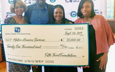 Fifth Third Foundation Awards Matrix With $25k Grant