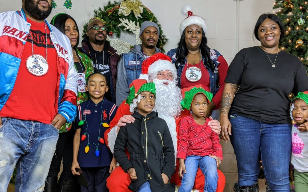 Angel Tree 2019 Gives Holiday Gifts and Meals to Over A Hundred Families in Need