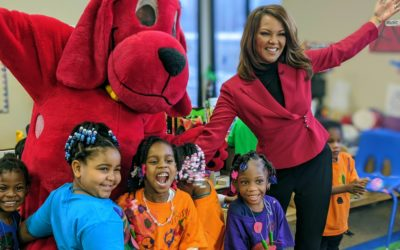 Matrix Receives 9,000 Books for National Reading Day