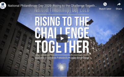 Matrix Supporters Featured for National Philanthropy Day 2020 – Greater Detroit Chapter
