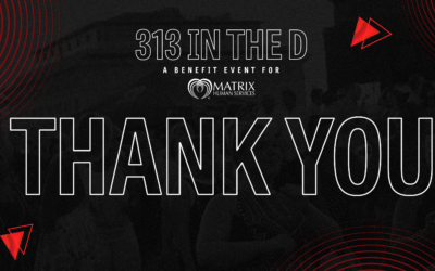 313 in the D Returns For First In-Person Fundraiser Event Since Pandemic